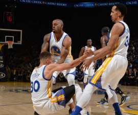 curry lesion golden state