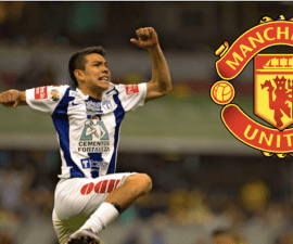 hirving lozano manchester united