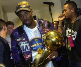 kobe bryant 2001 finals