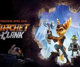 ratchet and clank película