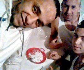 selfie reclusorio oriente
