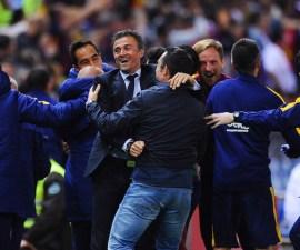 Barcelona v Sevilla - Copa del Rey Final