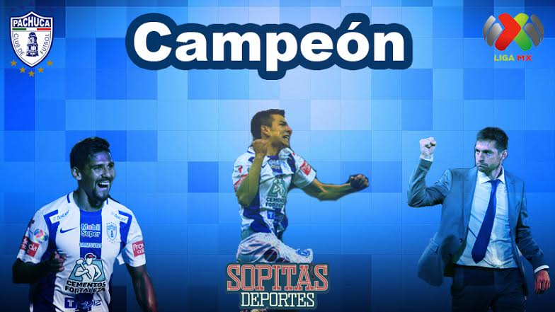 campeon pachuca clausura 2016