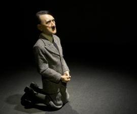 escultura hitler