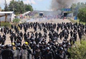 CNDH da nuevas pistas sobre Nochixtlán: Gabino Cué solicitó el operativo