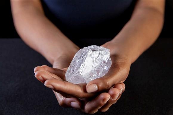 diamante subasta