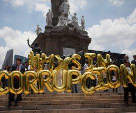 empresarios protesta corrupcion