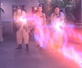 ghostbusters rayo