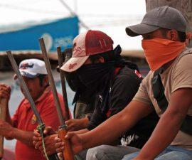 policia comunitaria chilapa
