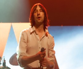 Primal Scream Perform At O2 ABC In Glasgow