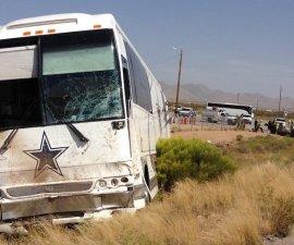 autobus dallas cowboys