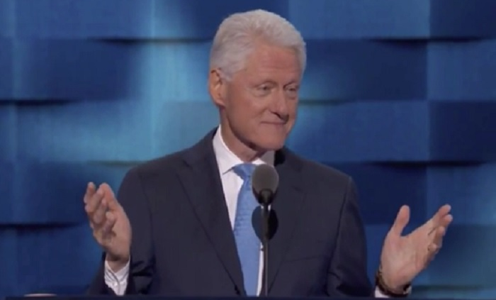 bill clinton discurso