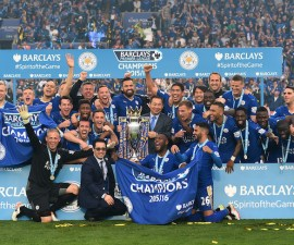 leicester city campeon