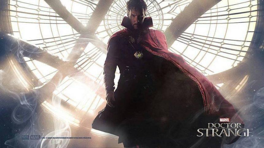 Resultado de imagen para doctor strange poster