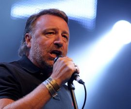 CHICHESTER, ENGLAND - AUGUST 15:  Peter Hook performs on stage during Day 3 of the Vintage at Goodwood Festival on August 15, 2010 in Chichester, England.  (Photo by Chris Jackson/Getty Images for Vintage at Goodwood)
