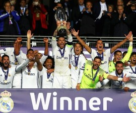 real madrid supercopa europa