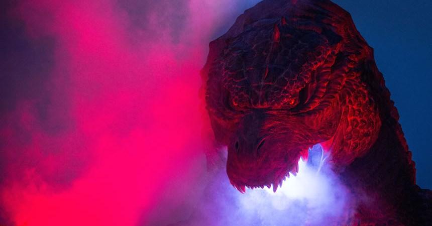 Godzilla - Kaijuu