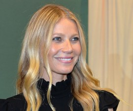 "Gwyneth Paltrow Signs Copies Of Her New Book ""It's All Easy"""