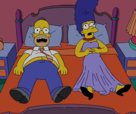 homero-marge-simpson