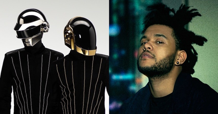 the-weeknd-daft-punk-video