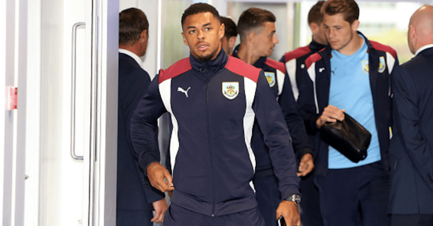 Andre Gray, jugador del Burnley