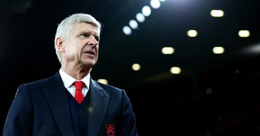 Arsene Wenger admite que le gustaría dirigir a la selección de Inglaterra
