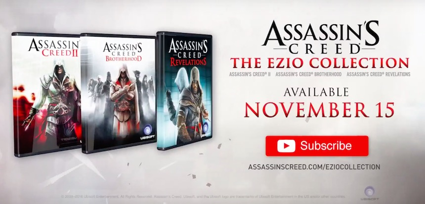 Assassins Creed: The Ezio Collection 2