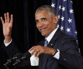 """Barack Obama señala que el candidato Donald Trump """"tiene ideas completamente locas"""""""
