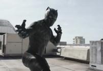 Black Panther Traje CGI