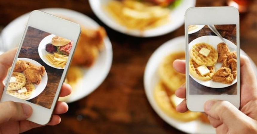 Borra tu comida de Instagram y ayuda a quien lo necesita