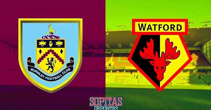 Burnely y Watford van a cerrar la actividad de la semana 6 de la Premier League