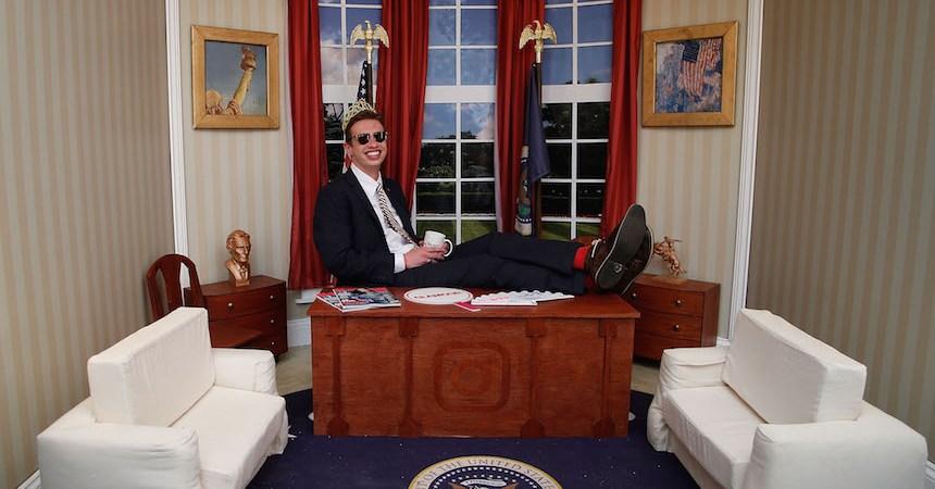 Oficina - Casa Blanca