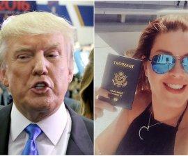 Donald Trump vuelve a decir que Alicia Machado estaba gorda y que es la peor Miss Universo que hayan tenido