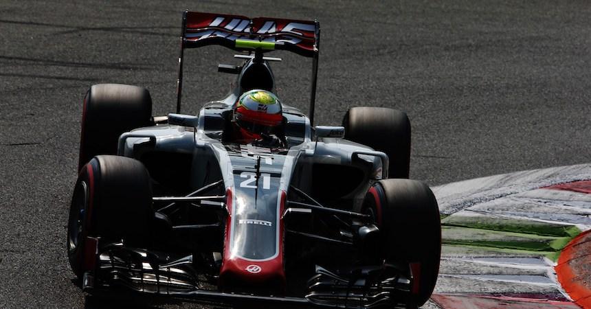Estaban Gutierrez finalizó en el décimo puesto de los entrenamientos