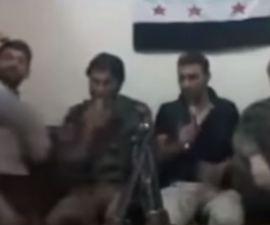 Sirios mueren al activar una bomba por error con su celular