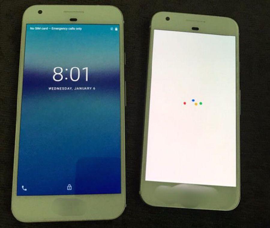 Google Pixel - Smartphone