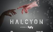 Halcyon SyFy Portada
