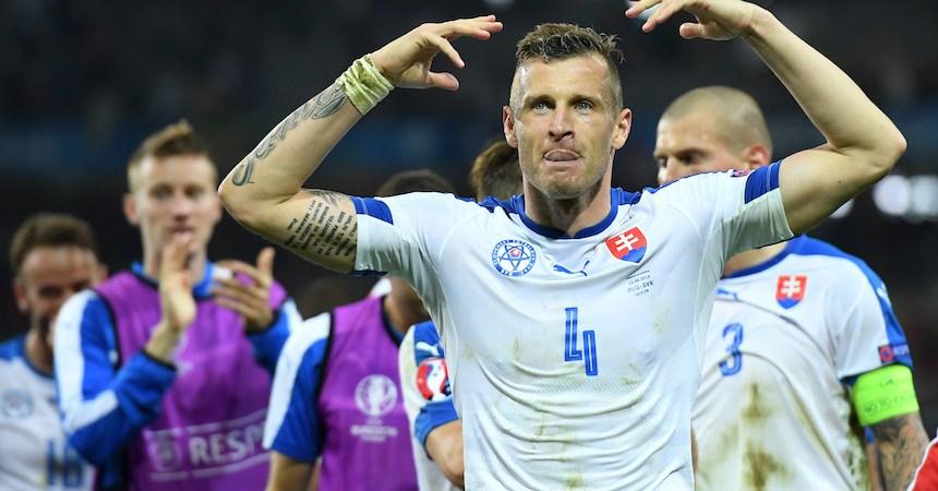 Jan Durica insinuó que el juego contra Inglaterra estuvo arreglado