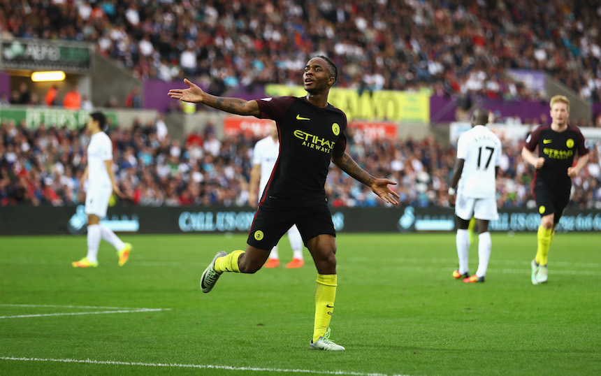 Manchester City espera mantener el paso perfecto en la Champions League