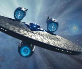 Nave Enterprise - Star Trek