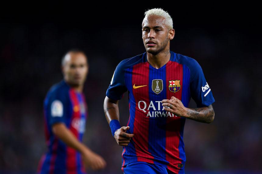 Neymar y Barcelona enfrentarán su segunda prueba sin Messi