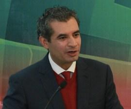 Funcionario del PRI Enrique Ochoa Reza