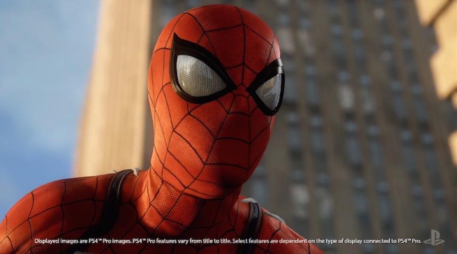 PlayStation Pro Spider-Man