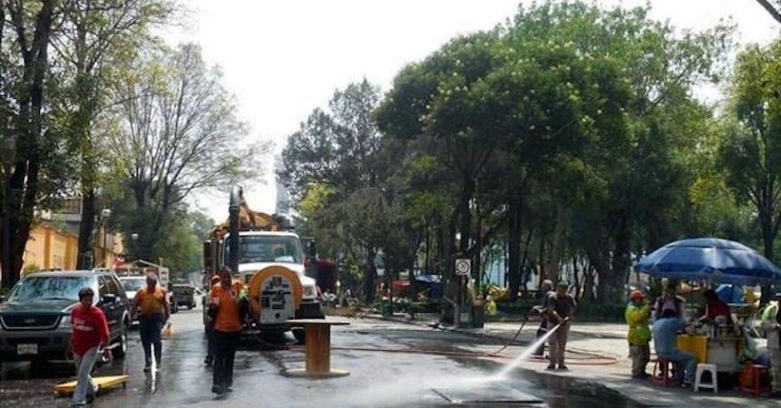 Comenzaron los trabajos de recuperación en la Ciudadela
