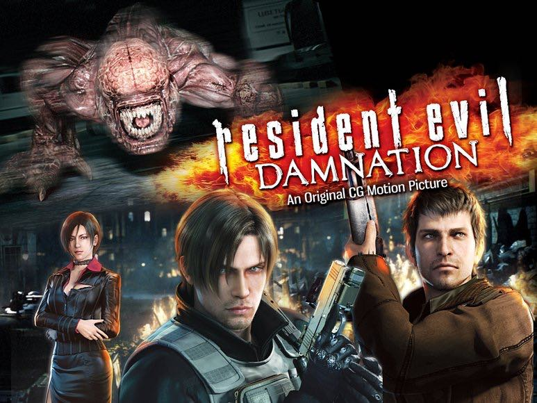 Resident Evil Damantion