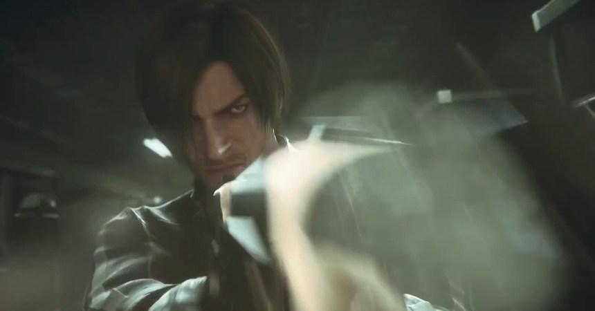 Resident Evil Leon S. Kennedy 2