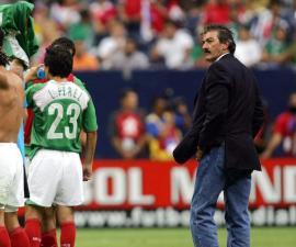 Ricardo La Volpe en la Copa Oro