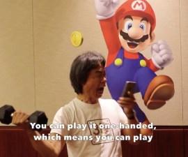 Shigeru Miyamoto Super Mario Run
