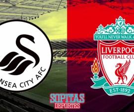 Swansea recibe al Liverpool