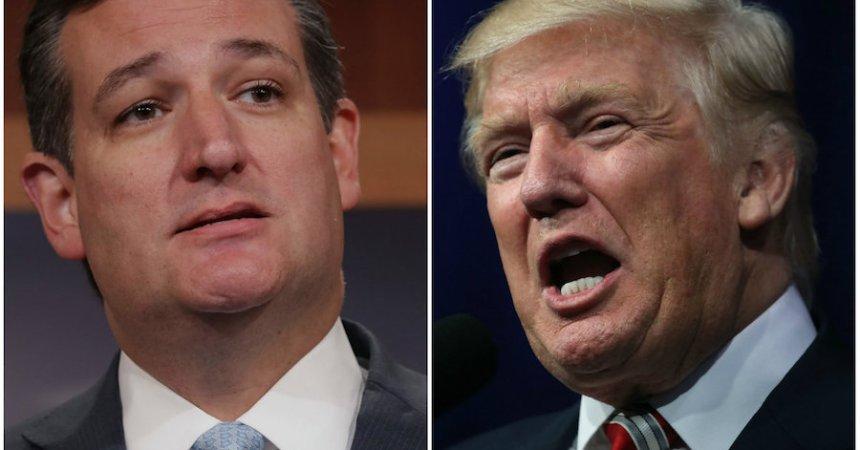 El otrora precandidato del Partido Republicano, Ted Cruz, cambió su opinión y sí votará por Donald Trump
